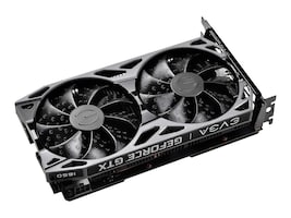 eVGA GeForce GTX 1650 SC ULTRA PCIe 3.0 Graphics Card, 4GB GDDR5, 04G-P4-1057-KR, 37048155, Graphics/Video Accelerators