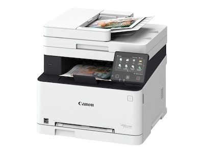 Canon imageCLASS MF634Cdw All-in-One Wireless Duplex Laser Printer, 1475C005, 33908681, MultiFunction - Laser (color)