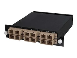 C2G 12-Strand MTP MPO-SC Multimode 50 125 Module - Method B, 77567, 33059121, Network Device Modules & Accessories