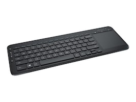 Microsoft AIO Media Keyboard USB North America, N9Z-00001, 16865404, Keyboards & Keypads