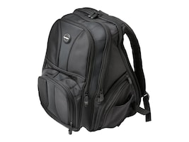 Kensington Contour Overnight Backpack for 15.6 Laptop, TSA Friendly, K62594AM, 15483771, Carrying Cases - Notebook
