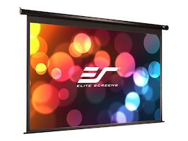 Elite Screens ELECTRIC142X Main Image from Left-angle