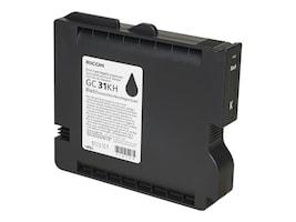 Ricoh Black GC 31KH High Yield Print Cartridge, 405701, 11139665, Ink Cartridges & Ink Refill Kits