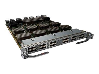 Cisco Nexus 7700 M3-Series 12-Port 100GbE Module (Req  QSFP28 Modules)