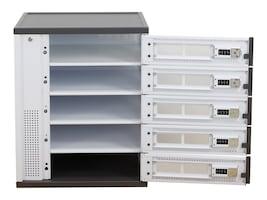 Ergotron 5-Bay Charging Locker, DM05-1025-A68-1, 34284937, Charging Stations