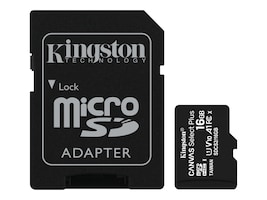 Kingston SDCS2/16GB-3P1A Main Image from Front