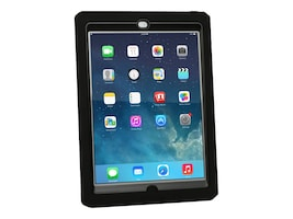 Max Cases Shield Xtreme Case for iPad 5, Black, AP-SX-IP5-9-BLK, 34294140, Carrying Cases - Tablets & eReaders