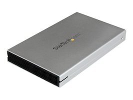 StarTech.com eSATAp eSATA or USB 3.0 External 2.5 SATA 6Gb s Hard Drive Enclosure, S251SMU33EP, 18013782, Hard Drive Enclosures - Single