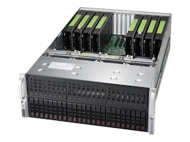 Supermicro SYS-4028GR-TRT2 Main Image from Right-angle