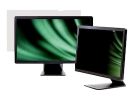 3M Widescreen Privacy Filter for 20 Display, 16:9 Aspect Ratio, PF20.0W9, 11644493, Glare Filters & Privacy Screens