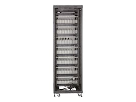 Black Box Mass Charging Cabinet w Cable Management, 84-Device, MSC-84-TCN, 33247608, Charging Stations