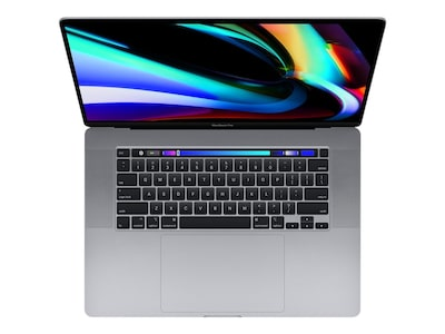 Apple MacBook Pro 16 Touchbar 2.3GHz Core i9 16GB 1TB SSD ac BT WC 5500M 16 3K RD Space Gray, MVVK2LL/A, 37774923, Notebooks - MacBook Pro 15-16