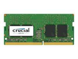 Crucial 8GB PC4-17000 260-pin DDR4 SDRAM SODIMM, CT8G4SFS8213, 31860177, Memory