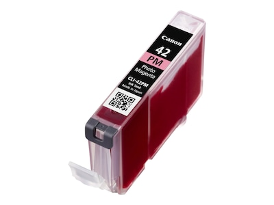 Canon Photo Magenta CLI-42PM Ink Tank, 6389B002, 15229781, Ink Cartridges & Ink Refill Kits - OEM