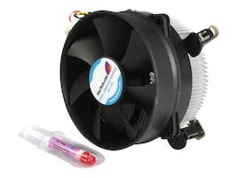StarTech.com Cooler, Value Socket T 775 Heatsink with Fan, FAN775E, 8250291, Cooling Systems/Fans
