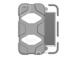 Griffin Survivor Medical Case for iPod Touch 5th Gen 6th Gen, White, GFB-001-WHT, 35187418, Carrying Cases - iPod