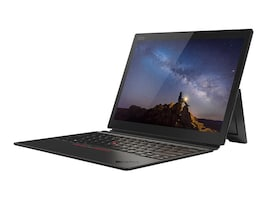 Lenovo TopSeller ThinkPad X1 Tablet G3 1.9GHz processor Windows 10 Pro 64-bit Edition, 20KJ0018US, 35229809, Tablets