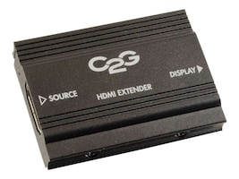 C2G HDMI In-Line Extender, Black, 41365, 19251002, Video Extenders & Splitters