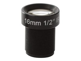 Axis M12 16mm lens, 5-Pack, 5801-781, 37200760, Camera & Camcorder Lenses & Filters
