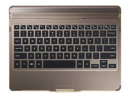 Samsung Bluetooth Keyboard Case for Galaxy Tab S 10.5, Titanium Bronze, EJ-CT800UAEGUJ, 17546780, Keyboards & Keypads