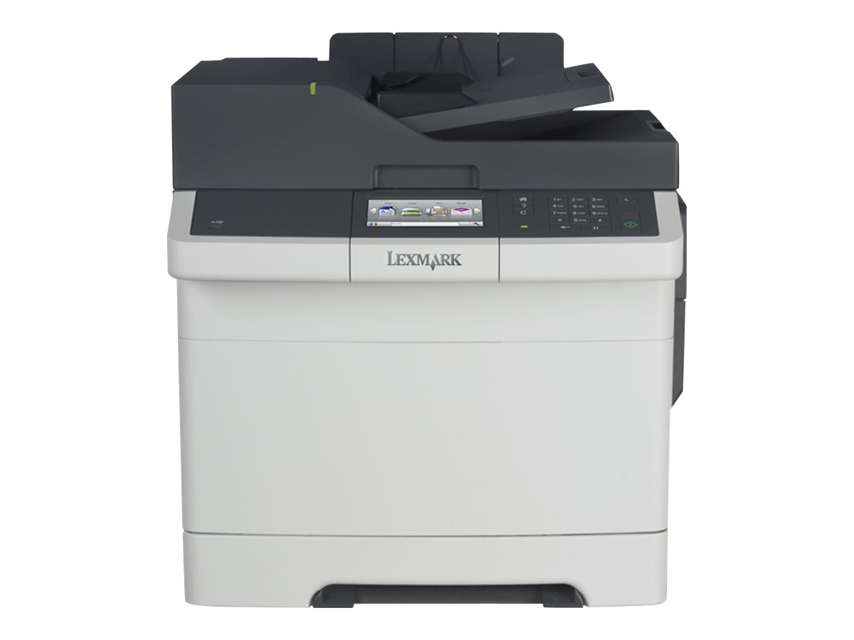 Lexmark CX417de Multifunction Color Laser Printer, Instant Rebate - Save $299.50, 28DC550, 33935283, MultiFunction - Laser (color)