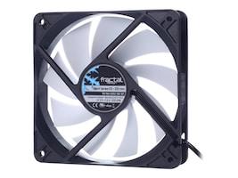 Fractal Design Silent Series R3 120mm Fan, FD-FAN-SSR3-120-WT, 22244946, Cooling Systems/Fans