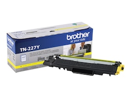 Brother TN227Y Main Image from Front
