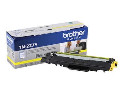 Brother Yellow High Yield Toner Cartridge for HL-L3210CW, HL-L3230CDW, HL-L3270CDW, HL-L3290CDW, TN227Y, 35995888, Toner and Imaging Components - OEM