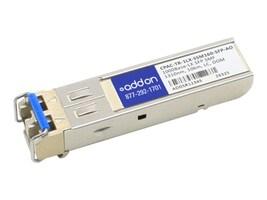 ACP-EP Memory CPAC-TR-1LX-SSM160-SFP-AO Main Image from Left-angle