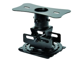 Optoma Universal Projector Flush Mount, Black, OCM818B-RU, 18037856, Stands & Mounts - AV