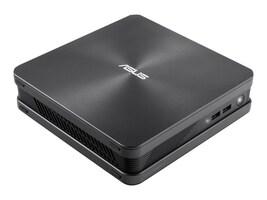 Asus Barebones, VivoMini VC65R-G039M Mini Desktop Core i5-6400T ac BT, VC65R-G039M, 31608625, Barebones Systems