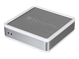 Verbatim MediaShare Mini, 97329, 12111824, Network Routers