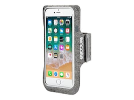 Incipio Incase Active Armband for iPhone 6 6s 7 8, Heather Gray, INOM170391-HGY, 34759058, Carrying Cases - Phones/PDAs