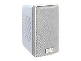 8Ohm Speaker, 4.5in, White, S4TW, 13082236, Speakers - Audio