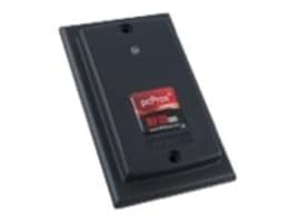RF IDeas Pcprox Plus Enroll Wall Mount USB Reader, Black, RDR-805W1AKUC72, 21647372, PC Card/Flash Memory Readers