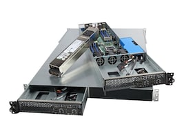 Intel 1U Server Chassis SR1640TH, SR1640THNA, 11800185, Cases - Systems/Servers