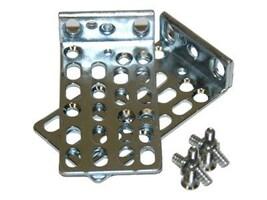 Cisco Rack-mount Kit for 19 and 24 inch Racks, RCKMNT-1RU=, 6048611, Rack Mount Accessories