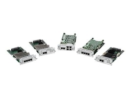 Cisco Network Interface Plug-in Expansion Module 2 2xISDN BRI Cisco IOS XE 3.14, for Cisco 4451-X, NIM-2BRI-NT/TE=, 31083144, Network Adapters & NICs