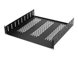 Chief Manufacturing 2U x 18 Deep Custom Mounting Shelf, NACS218, 33112931, Rack Mount Accessories
