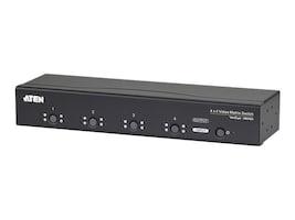 Aten 4 x 4 VGA Audio Matrix Switch, VM0404, 16358437, Switch Boxes - AV