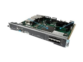 Cisco Catalyst 4500 E-Series Supervisor 8-E Plugin Module, WS-X45-SUP8-E=, 16735925, Network Device Modules & Accessories