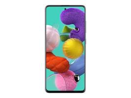 Samsung Galaxy A51 Smartphone,128GB, Black (Unlocked), SM-A515UZKNXAA, 38354509, Cell Phones