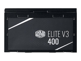 Cooler Master 400W Elite V3 Power Supply, MPW-4001-ACAAN1-US, 35124708, Power Supply Units (internal)