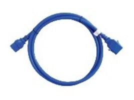 Raritan Securelock Cable 12AWG (1) C20 (1) C19, 4ft, Red (6-pack), SLC20C19-4FTK1-6PK, 16821081, Power Cords