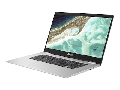 Asus Chromebook Celeron N3350 1.1GHz 4GB 32GB eMMC ac BT WC 15.6 HD Chrome OS, C523NA-DH02, 36289192, Notebooks