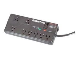 MGE Eclipse Surge Supprsor 1800W (8) 5-15R Outlets, Tel Protection, ECLL1800-PROTEL, 18121599, Surge Suppressors