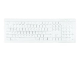 Macally Full Size Slim USB-C Wired Keyboard for Mac, White, UCKEYE, 34318658, Keyboards & Keypads