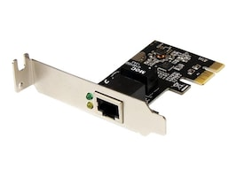 StarTech.com 1 Port PCI Express PCIe Gigabit Network Server Adapter NIC Card Low Profile, ST1000SPEX2L, 16190671, Network Adapters & NICs