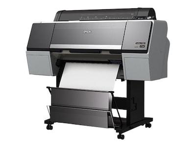 Epson SureColor P7000 Standard Edition Professional 24 Large-Format 10-Color Inkjet Printer, SCP7000SE, 30982885, Printers - Large Format