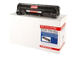 microMICR Black Toner Cartridge for HP LaserJet P1102w Printer, MICRTHN85A, 11459829, Toner and Imaging Components